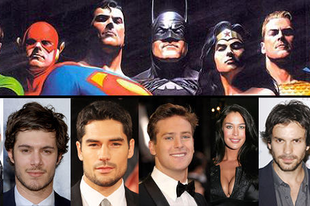 Writers' Block: Justice League Mortal by George Miller