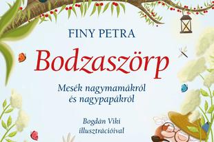 Könyvkritika – Finy Petra: Bodzaszörp (2020)