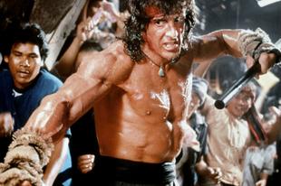 Smoking Series: Rambo 3 / Rambo III (1988)