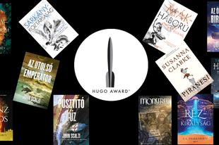 A 2021. évi Hugo-díj magyarul is elérhető jelöltjei!