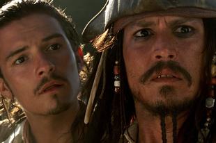 A Karib-tenger kalózai: A Fekete Gyöngy átka / Pirates of the Caribbean: The Curse of the Black Pearl (2003)