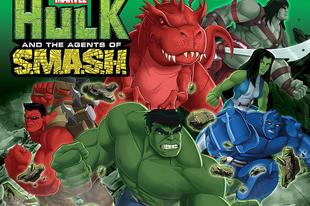 Sorozat: Hulk és a Z.Ú.Z.D.A. ügynökei / Hulk and the Agents of S.M.A.S.H. - 1. évad