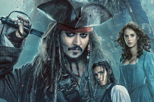 A Karib-tenger kalózai: Salazar bosszúja / Pirates of the Caribbean: Dead Men Tell No Tales (2017)