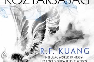Könyvkritika – R. F. Kuang: Sárkányköztársaság (2020)