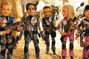 Amerika kommandó: Világrendőrség / Team America: World Police (2004)