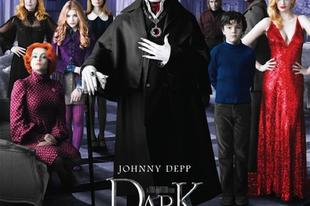 Éjsötét árnyék / Dark Shadows (2012)