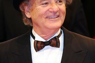 Szellemirtóból elismert drámai színész: Bill Murray (1950-)