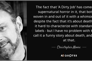 Könyvkritika: Christopher Moore: Mocskos meló (2017)