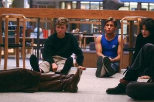 Duplakritika: Nulladik óra / The Breakfast Club (1985)