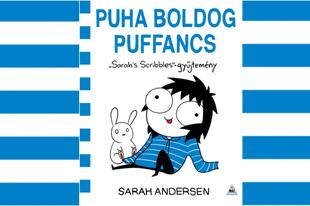 Könyvkritika: Sarah Andersen: Puha boldog puffancs (2017)