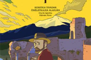 Képregénykritika: Kálmán Áron: Csontváry (2019)