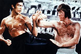 A sárkány útja / Meng long guo jiang (1972)
