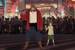 A fiú és a szörnyeteg / The Boy and The Beast (2015)