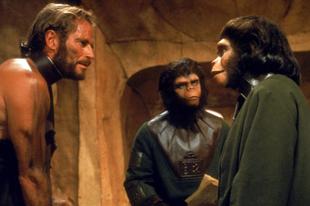 A majmok bolygója / Planet of the Apes (1968)