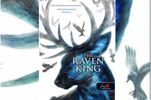 Maggie Stiefvater: The Raven King - A Hollókirály (2017)