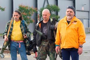 """""""A film készen van és baszott jó lett"""" - Argo 2 sajtótájékoztató"""