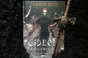 Könyvkritika: Tamsyn Muir: Gideon, a Kilencedik (2020)