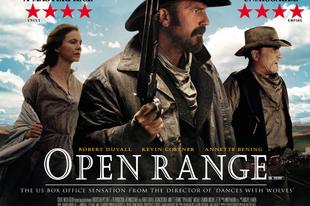 Fegyvertársak / Open Range (2003)