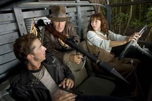 Indiana Jones és a kristálykoponya királysága / Indiana Jones and the Kingdom of the Crystal Skull (2008)