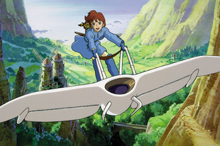 Másodvélemény: Nauszika - A szél harcosai / Kaze no Tani no Naushika (1984)