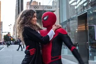 Pókember: Idegenben / Spider-Man: Far from Home (2019)