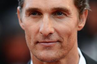 Akiről ma már nem a kockahas jut az eszünkbe: Matthew McConaughey (1969-)