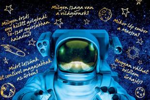 Könyvkritika: Tim Peake: Csillagközi kérdezz-felelek (2019)
