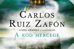 Könyvkritika – Carlos Ruiz Zafón: A Köd Hercege (2020)