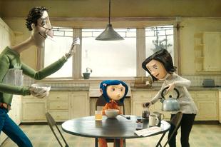 Coraline és a titkos ajtó / Coraline (2009)