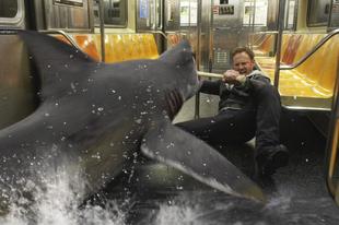 Sharknado 2 - A második harapás / Sharknado 2: The Second One (2014)