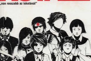 Könyvkritika: Takami Kósun - Battle Royale (1999)