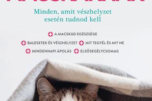 Könyvkritika: Jennifer Parker: Elsősegélynyújtás macskáknak (2021)