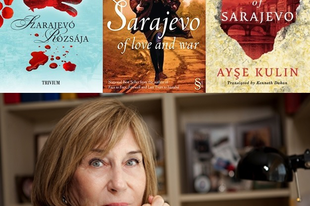 Könyvkritika - Ayşe Kulin: Szarajevó rózsája (2018)