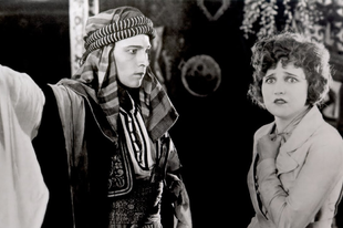 Smoking Classic: A sejk / The Sheik (1921)