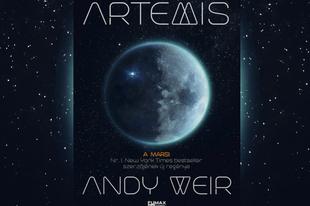 Könyvkritika: Andy Weir: Artemis (2017)