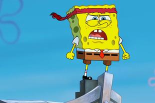 Spongyabob: Ki a vízből! / The SpongeBob Movie: Sponge Out of Water (2015)