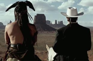 A magányos lovas / The Lone Ranger (2013)