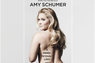 Könyvkritika: Amy Schumer: A deréktetovált lány (2017)