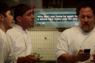 A séf / Chef (2014)