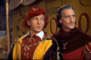 Udvari bolond / The Court Jester (1955)