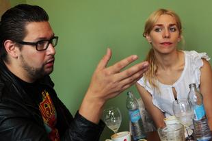 Interjú Timo Vuorensolával és Julia Dietzével