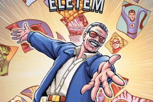 Képregénykritika – Stan Lee: Fantasztikus életem (2019)