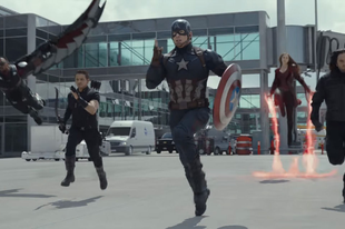 Amerika Kapitány: Polgárháború / Captain America: Civil War (2016)