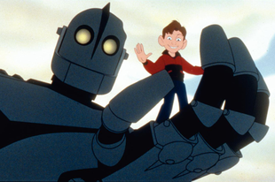Szuper haver / The Iron Giant (1999)