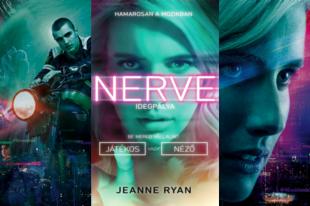 Könyvkritika: Jeanne Ryan: Nerve – Idegpálya (2016)