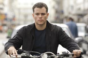 A Bourne-trilógia