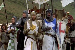 Gyalog galopp / Monty Python and the Holy Grail (1975)