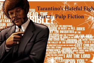 Tarantino's Hateful Eight: Ponyvaregény / Pulp Fiction (1994)