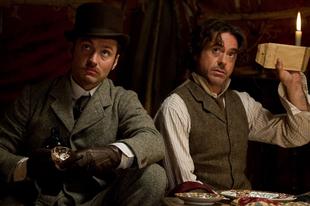 Sherlock Holmes: Árnyjáték / Sherlock Holmes: A Game of Shadows (2011)