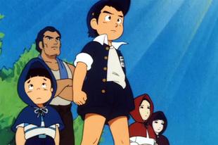 Mezítlábas Gen / Hadashi no Gen (1983)
